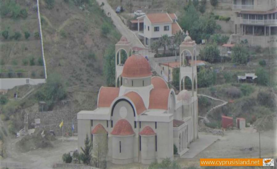 kakopetria village agios panteleimonas