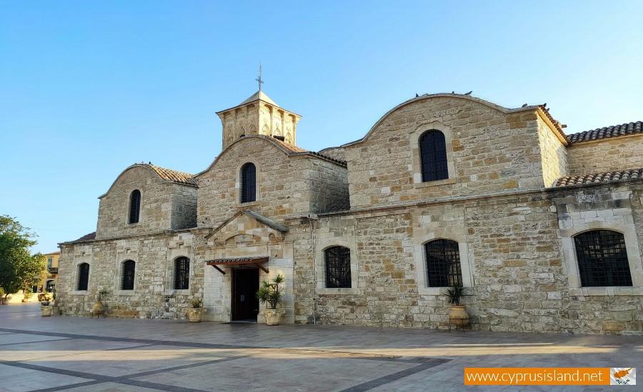 larnaca saint lazarus church