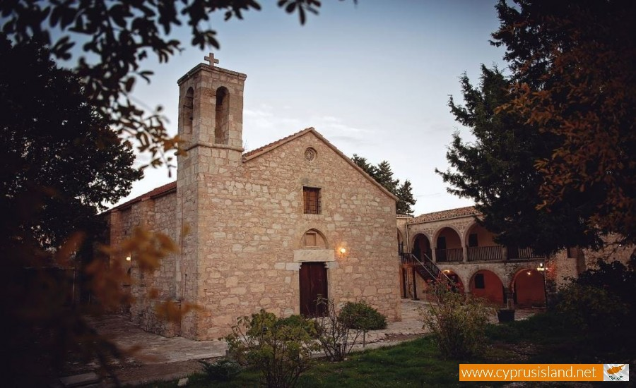 minthis hills monastery tsada