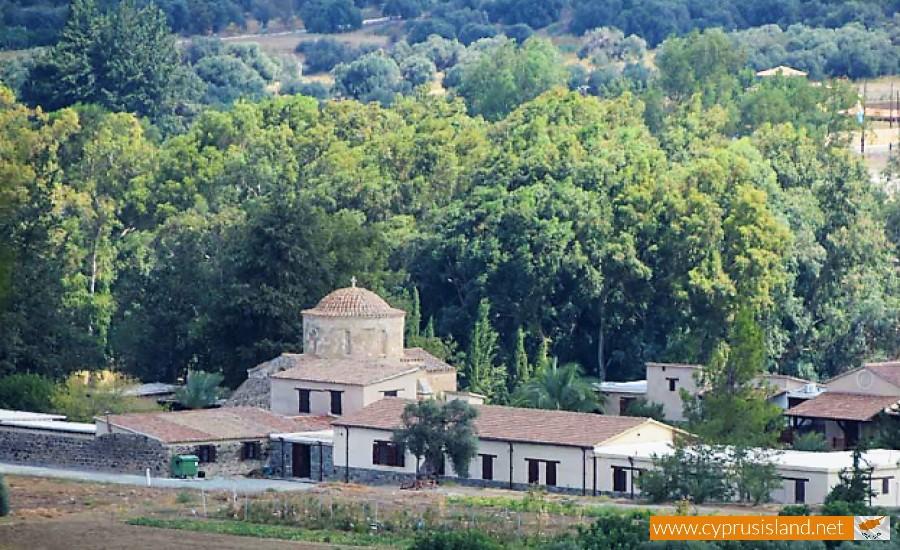 monastery agios nikolaos