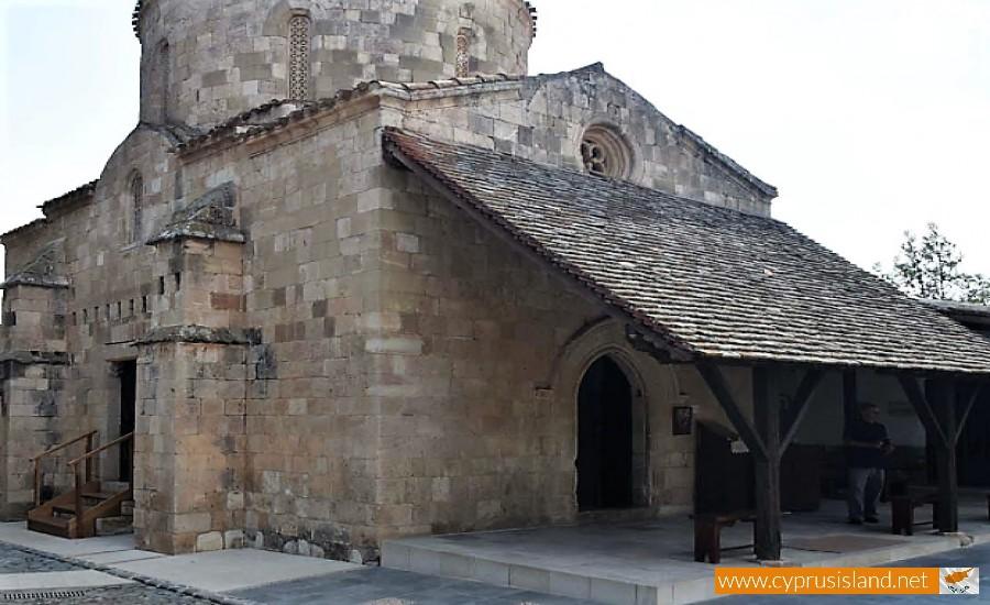 monastery agios nikolaos orounta