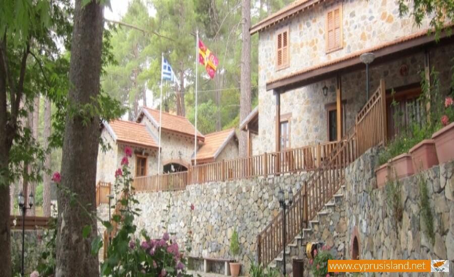 monastery of timiou prodromou