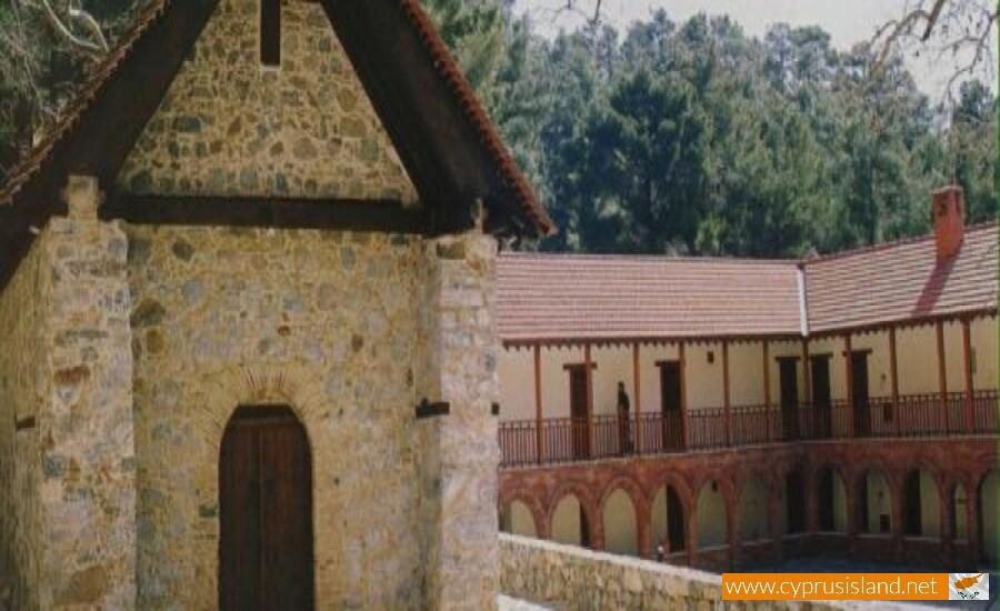 monastery timiou prodromou