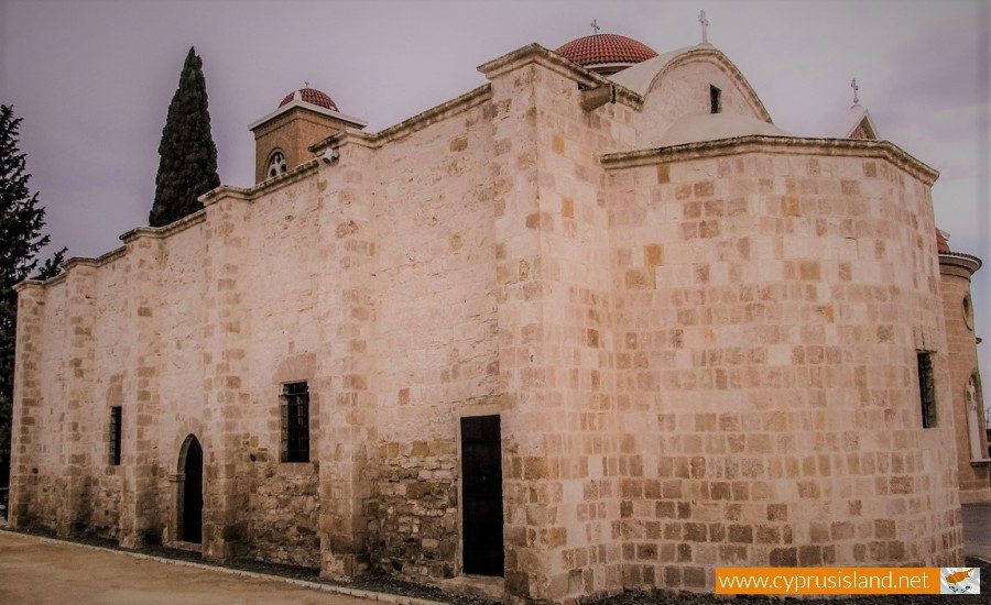 old church panagia athienou