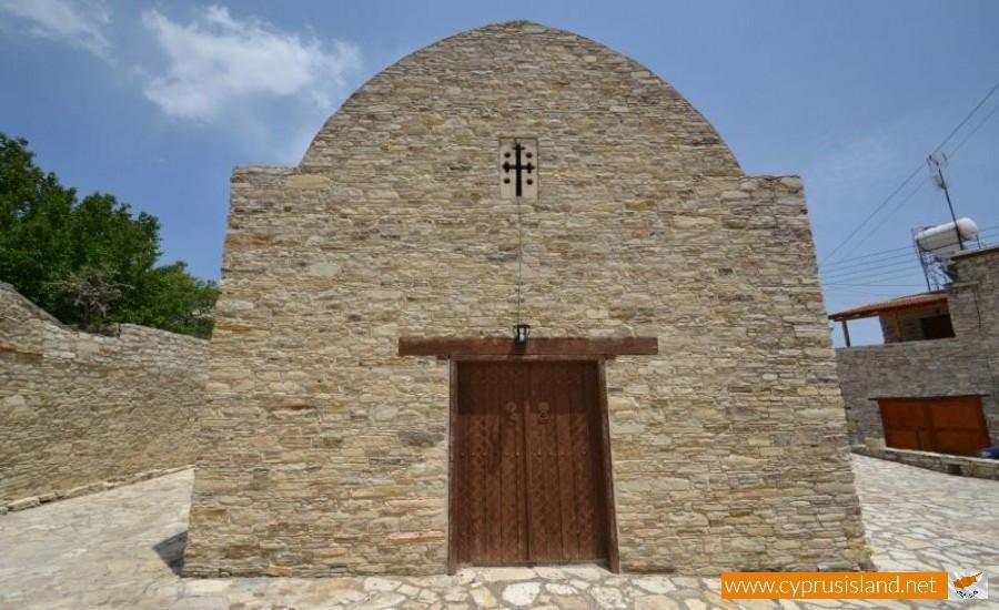 panagia eleousa chapel