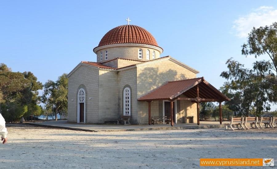 panagia petounta church