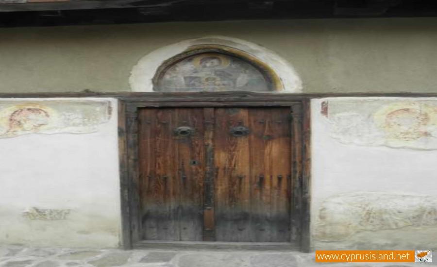 panagia theotokos chapel
