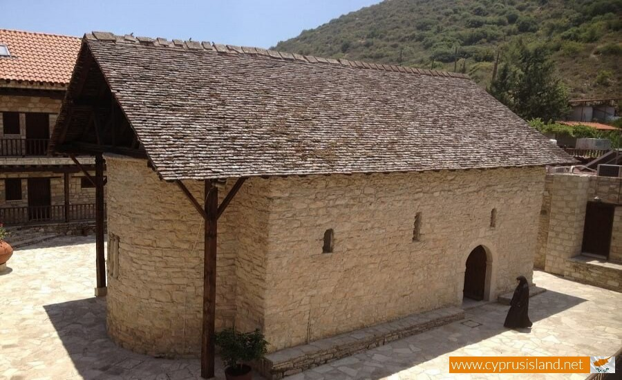 Panagia tis Amasgou Church
