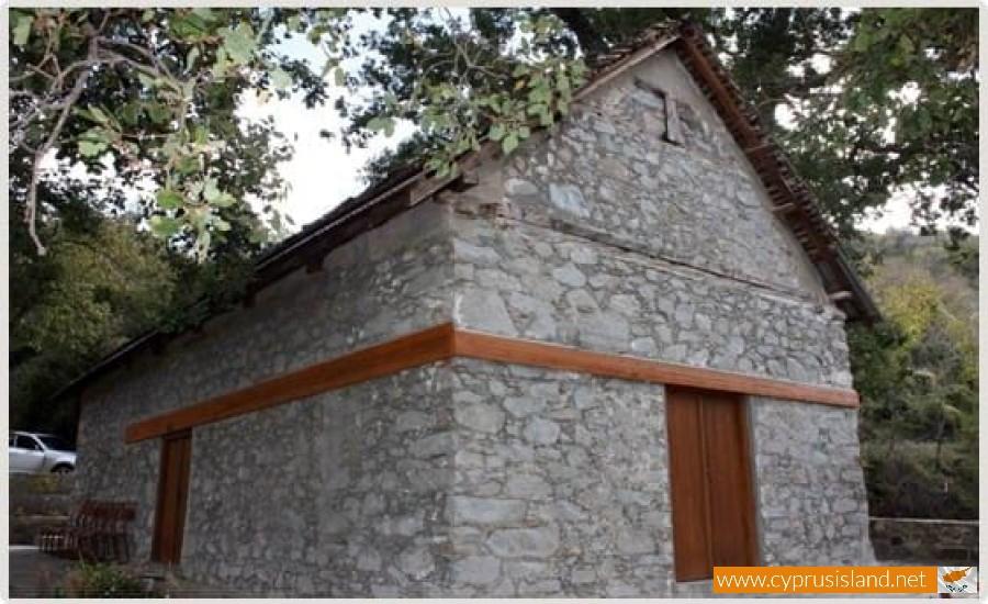 panagia vorini chapel pedoulas