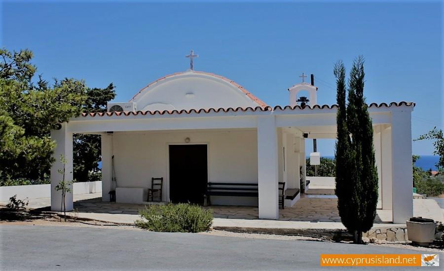 panagiotissa chapel