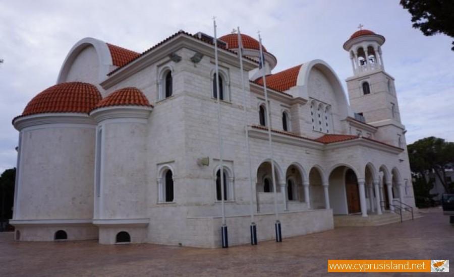 panayia faneromeni church new