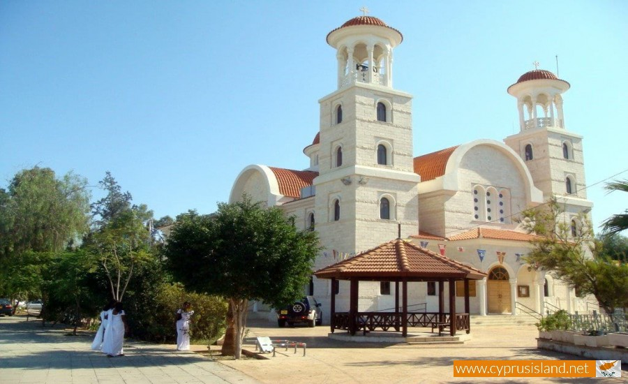 panayia faneromeni church