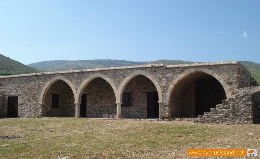 Panayia tou Sinti monastery