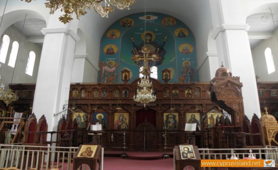 prophet elias church agridia