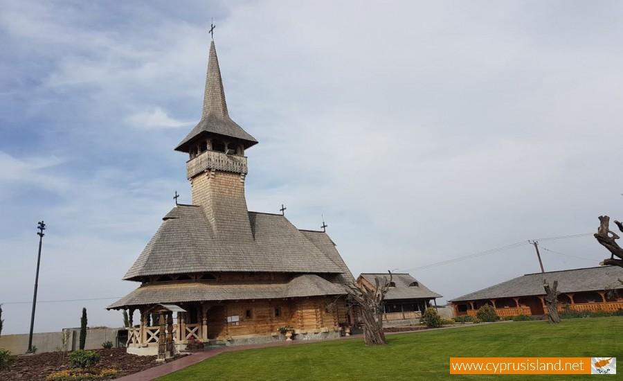 romanian church cyprus