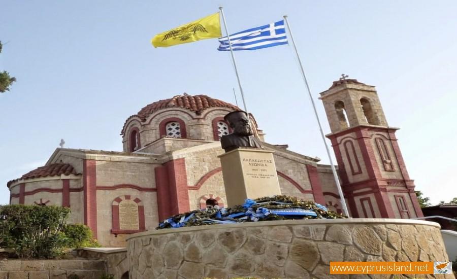 saint george chapel paphos