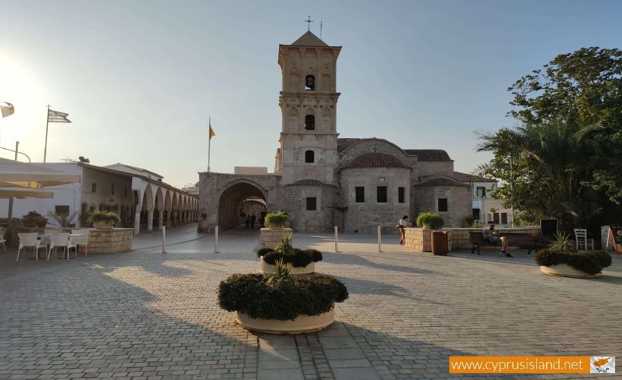 saint lazarus church larnaca