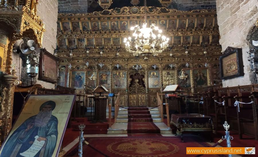 saint lazarus cyprus
