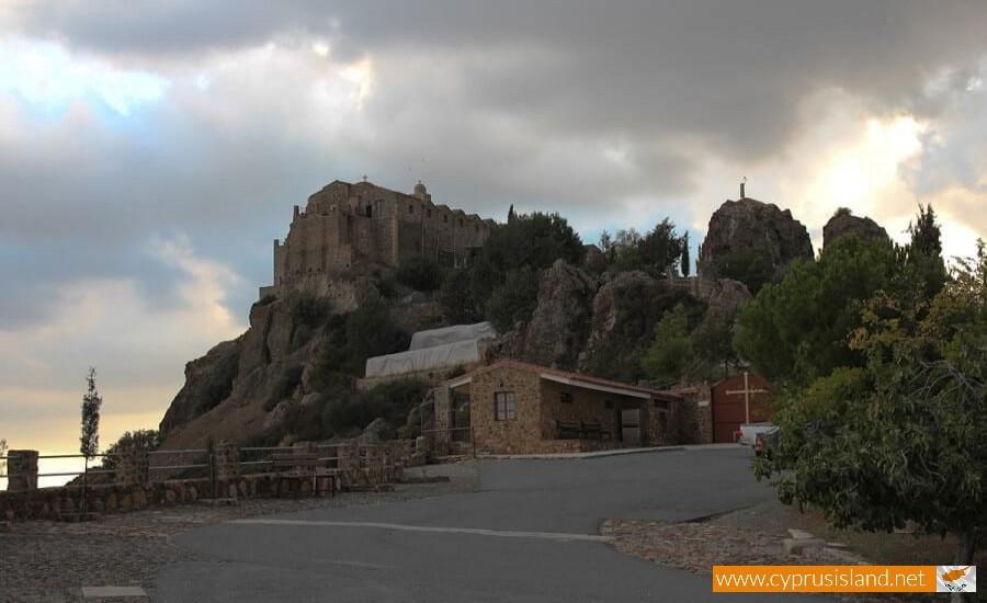 Stavrovouni Monastery Cyprus