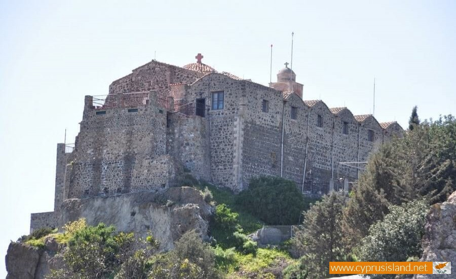 Stavrovouni Monastery Larnaca