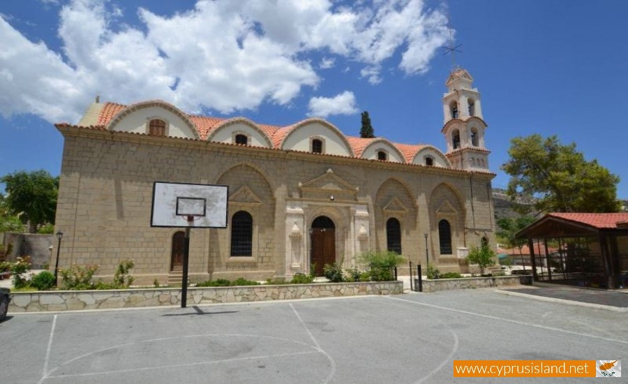 Panagia Theotokou Church