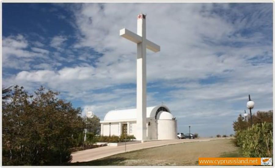timios stavros chapel pedoulas