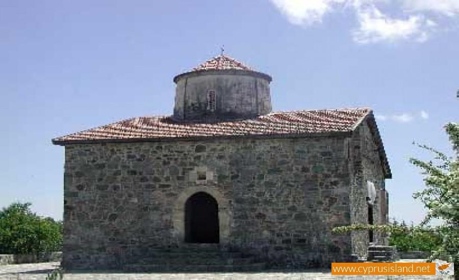 Timios Stavros Church Pelendri