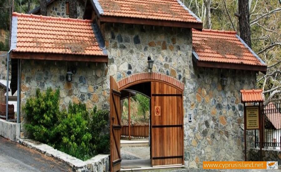 timiou prodromou monastery troodos