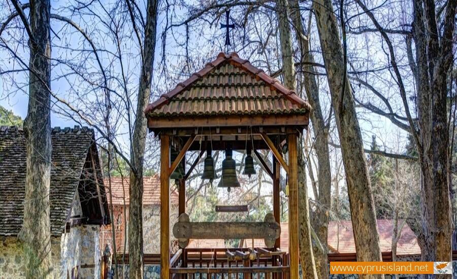 timiou prodromou monastery
