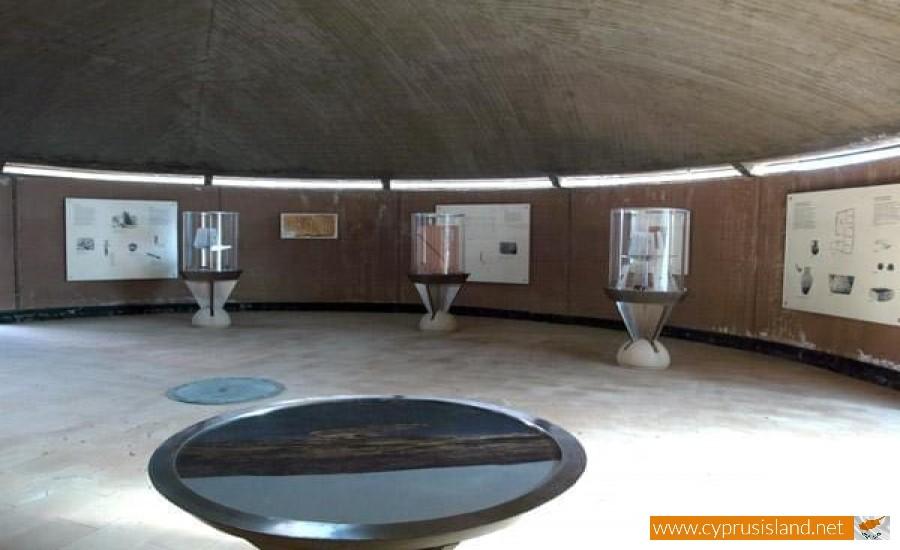 Maa Paleokastro museum paphos