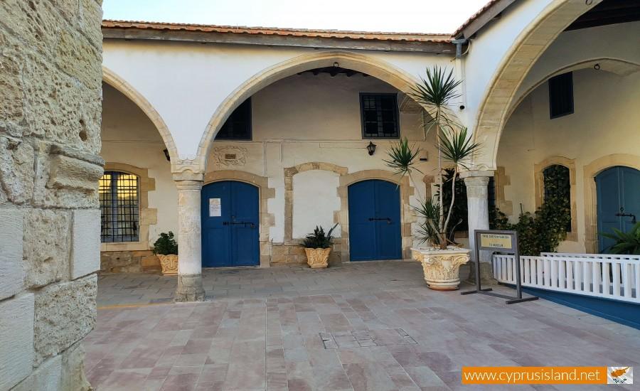 agios lazaros museum