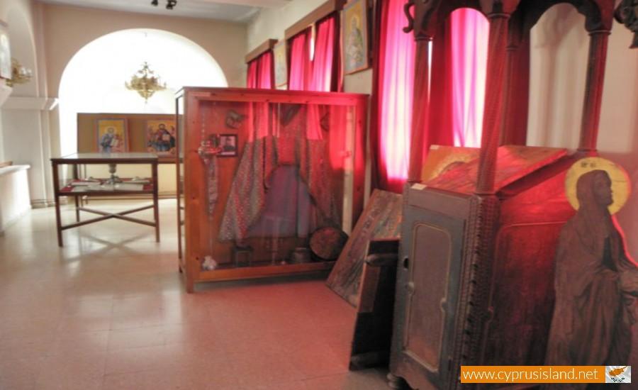 agridia church museum