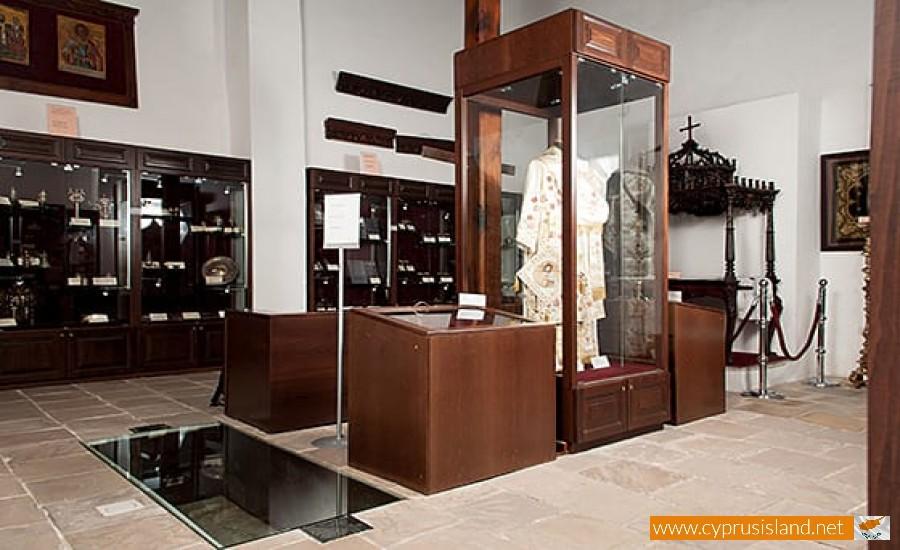 byzantine museum agios lazaros