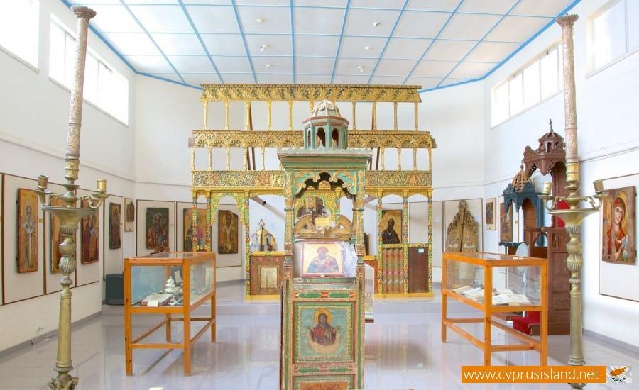 byzantine museum paphos cyprus