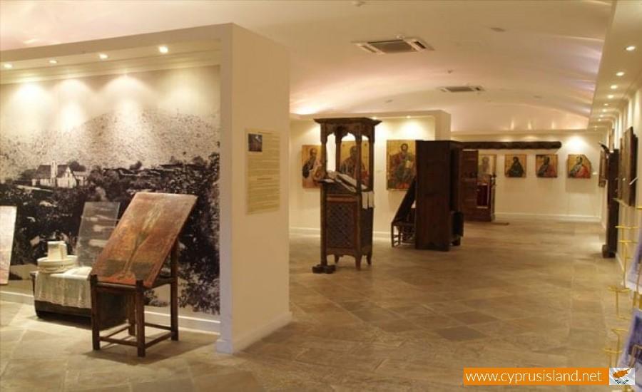 byzantine museum pedoulas