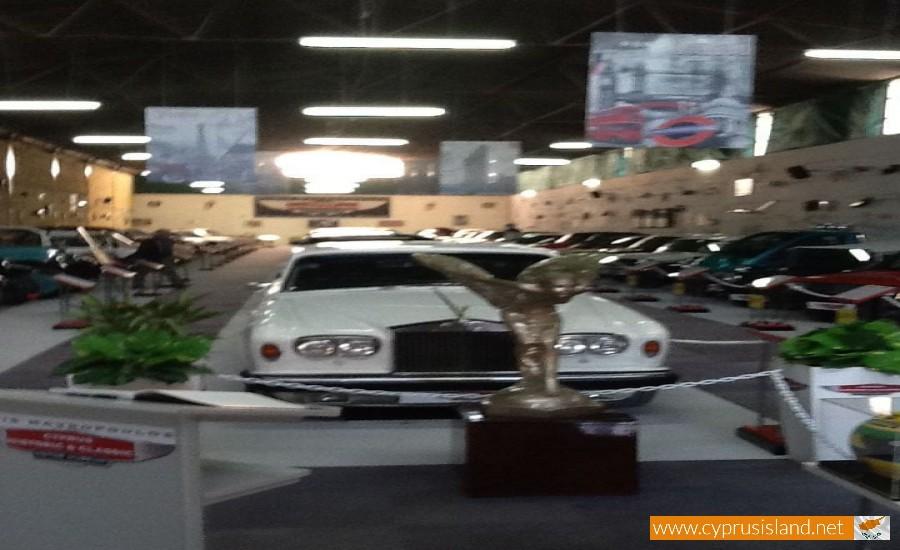 car museum cyprus
