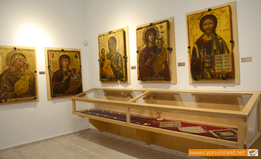 church museum paphos