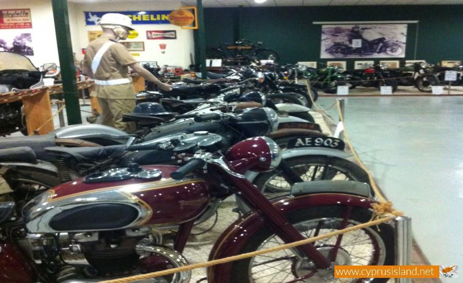 cyprus motorcycle museum