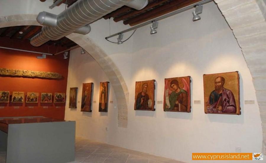 ecclesiastical museum omodos