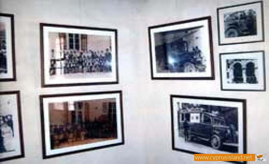 exhibition of omodos