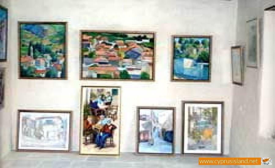 gallery of omodos