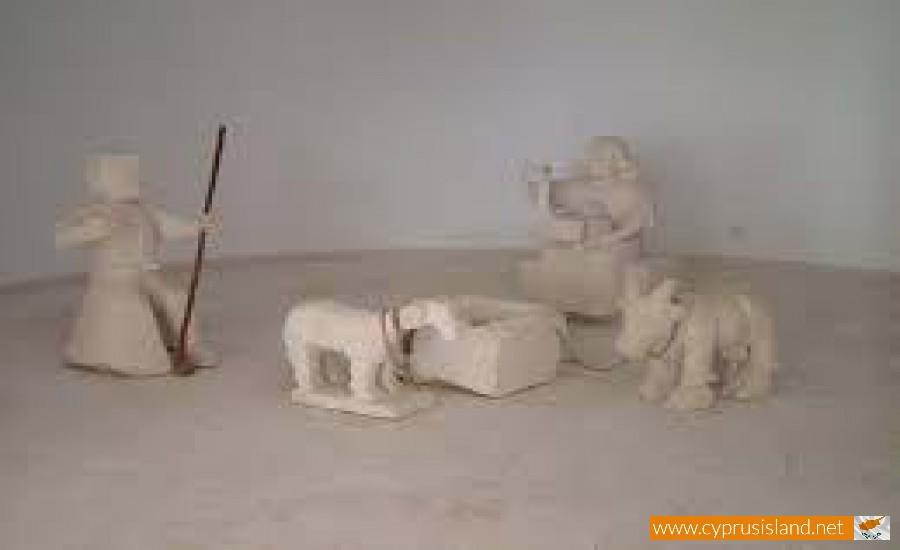 kostas argyrou mazotos museum