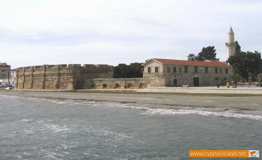 larnaca medieval castle museum