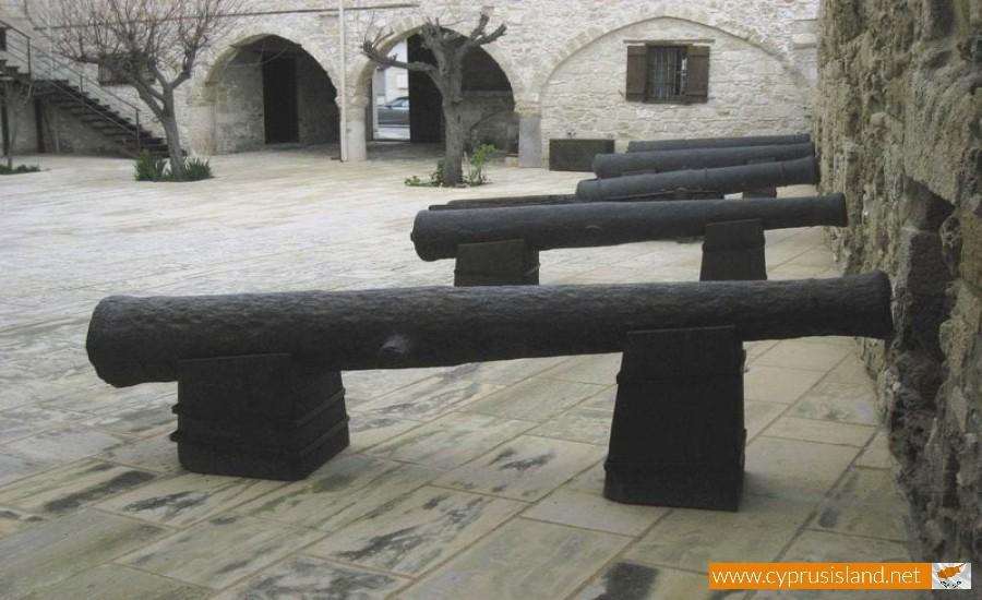 larnaca medieval museum cyprus