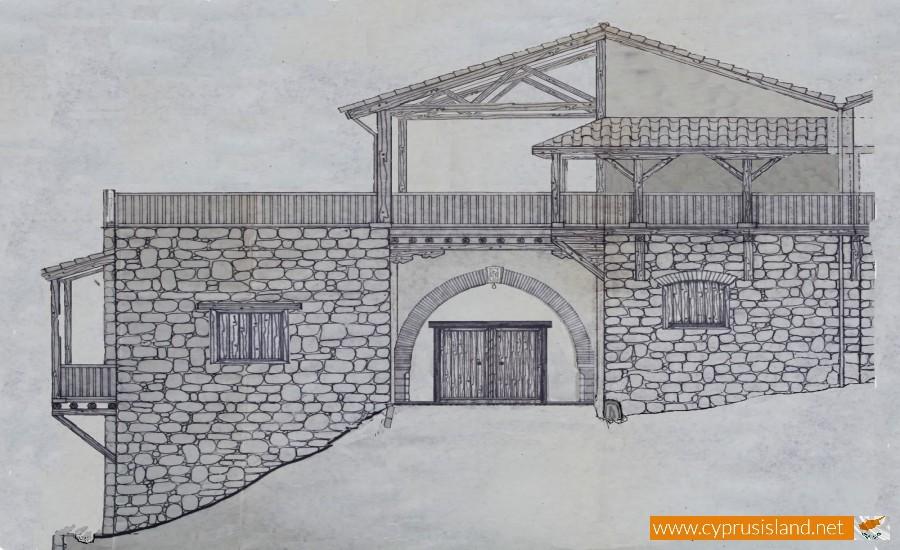 lavrentios house kalopanayiotis