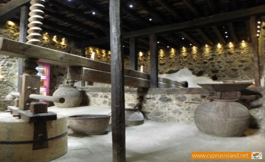 linos museum kakopetria