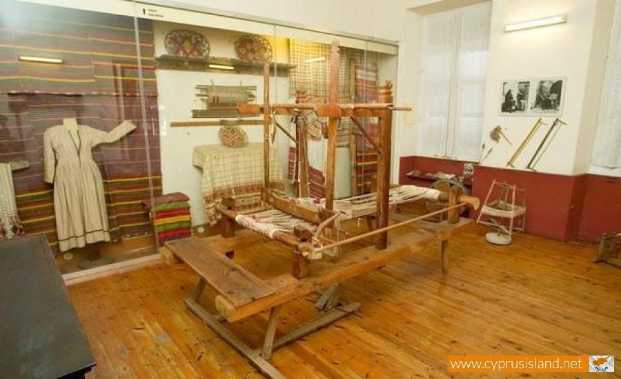 museum of folk art limassol