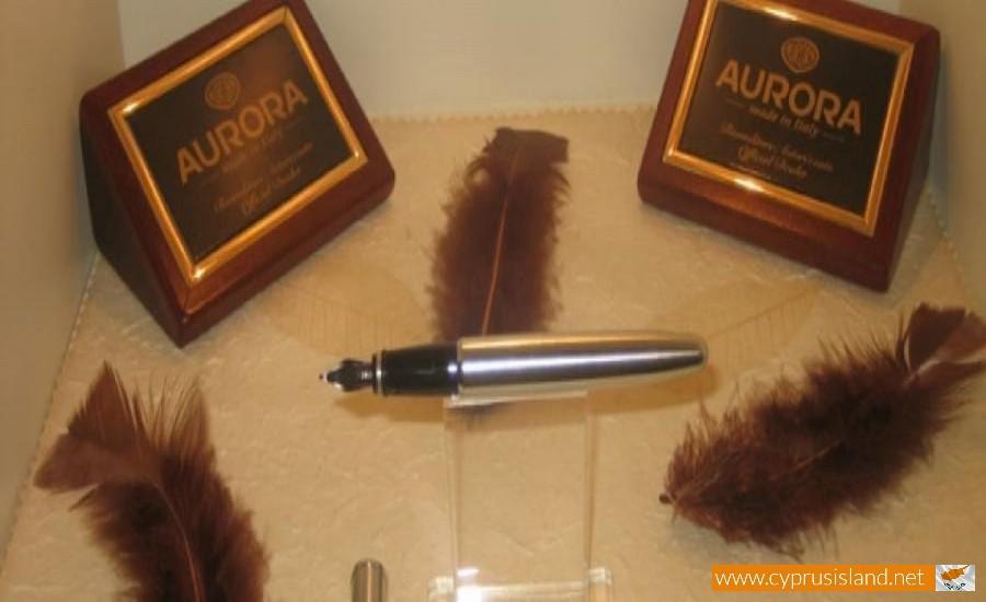 museum of pens cyprus