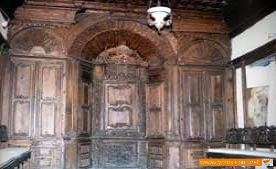 omodos byzantine museum