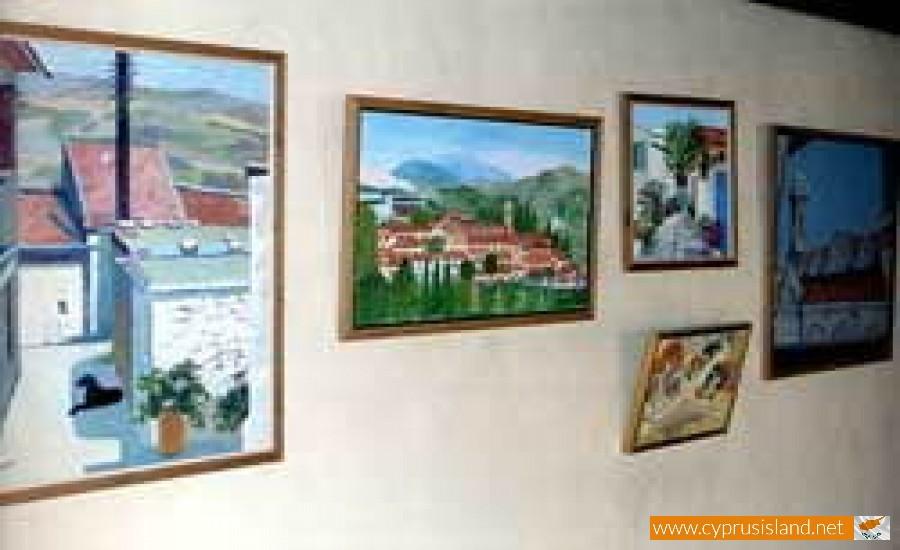 omodos gallery limassol